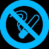 Rauchverbot im Gebäude